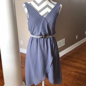 H&M Causal faux wrap dress
